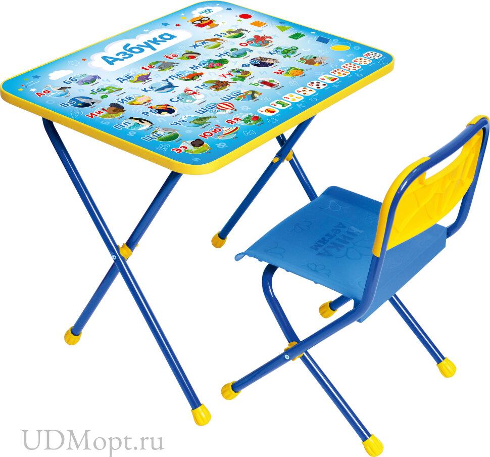 Комплект детской мебели Nika Познайка КП оптом и в розницу