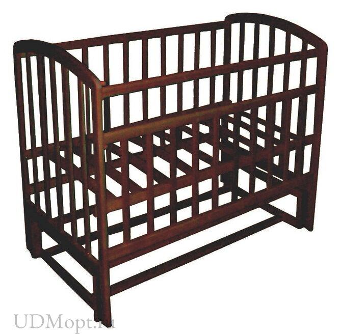 Кровать детская Фея 312 палисандр оптом и в розницу