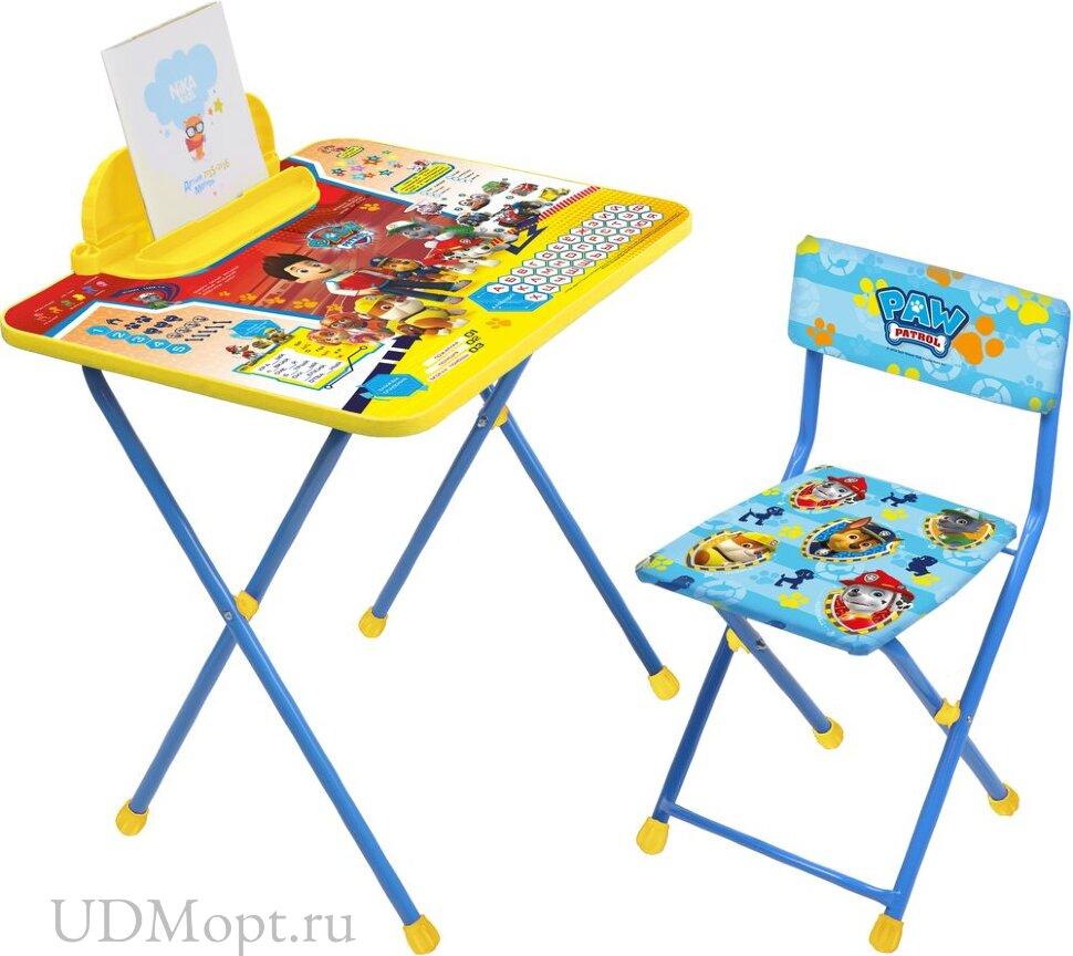 Комплект детской мебели Nika Щенячий патруль оптом и в розницу