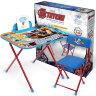 Комплект детской мебели Nika Disney Мстители Д5А оптом и в розницу